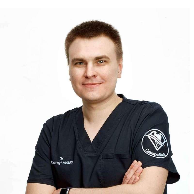 Черных Никита Дмитриевич