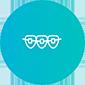 Ортодонтия, исправление прикуса, иконка